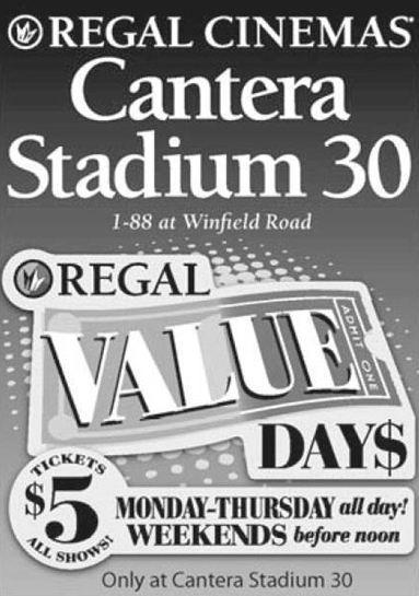 Regal Cantera Stadium 17 & RPX