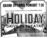 """Grand Opening Tonight 7:30"""