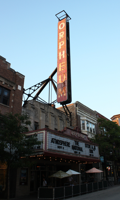 Orpheum Theatre, Madison, WI