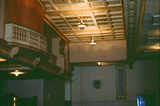 The Back Stalls area of the Auditorium.