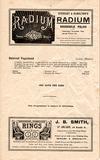 Wondergraph Programme, Page 8.