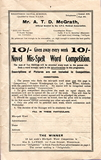 Wondergraph Programme, Page 7.