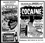<p>Courtesy of Nostalgic Drive In Newspaper ads on Facebook</p>