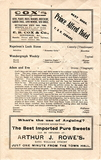 Wondergraph Programme, Page 2.