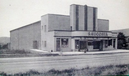 The Sauconia Theatre