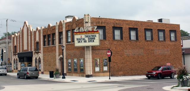 Goetz Theatre, Monroe, WI