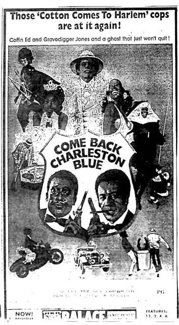 """Come Back Charleston Blue"""