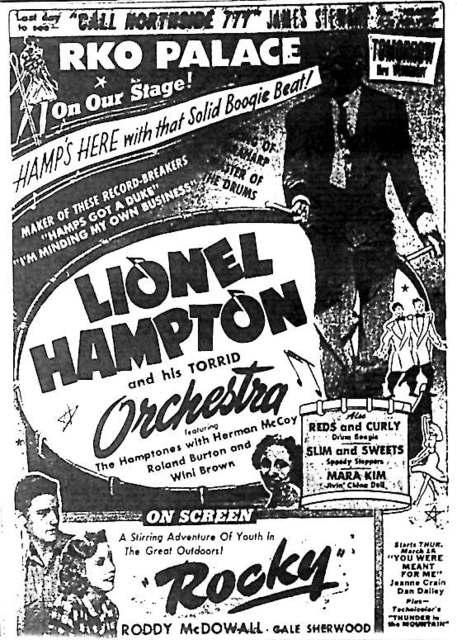 """""""Lionel Hampton"""""""