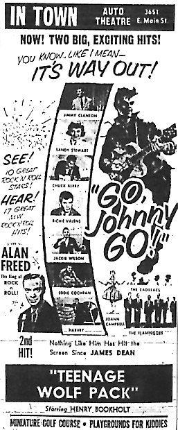 """Go, Johnny Go!"""