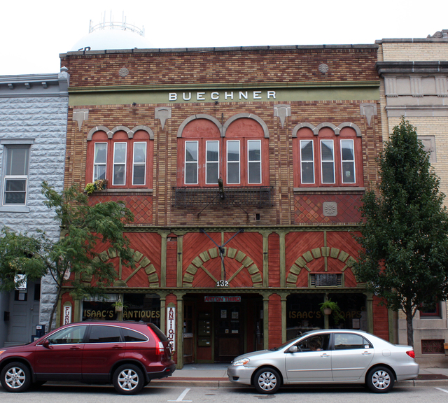 Strand Theatre, Mount Horeb, WI