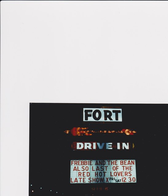 FORT DRIVE INN