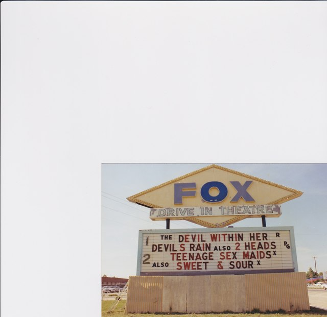 FOX DRIVE IN THEATRE