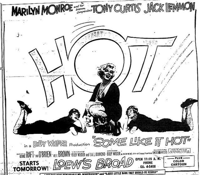 """Some Like It Hot"""