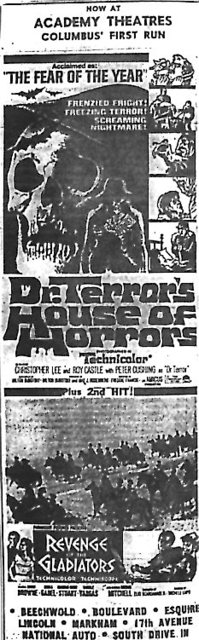 """Dr. Terror's House of Horrors"""