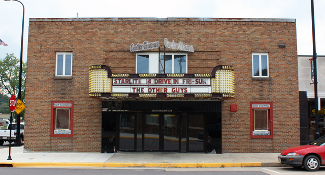 Center Cinema Twin, Richland Center, WI