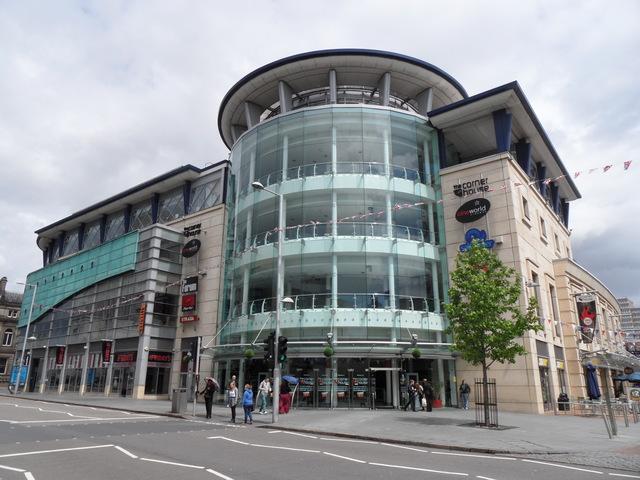 Cineworld Nottingham in Nottingham, GB - Cinema Treasures