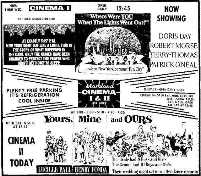 markland mall cinemas in kokomo in cinema treasures
