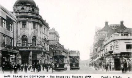 The Broadway Theatre