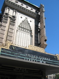 <p>Broadway marquee facing and facade</p>