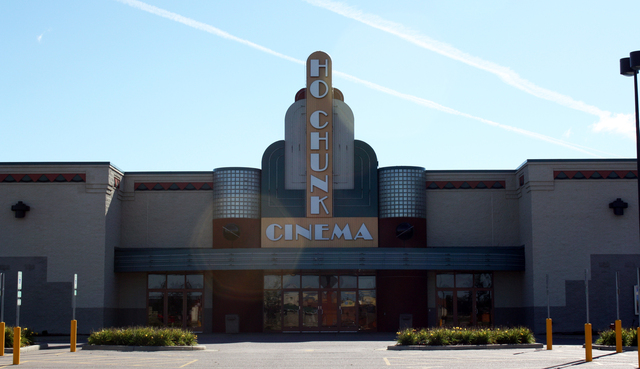Ho-Chunk Cinemas, Tomah, WI