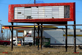 Jones Drive-In...Weatherford Texas