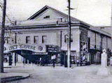 NEW EMPIRE Theatre, Rahway, New Jersey.