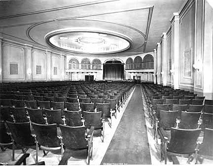 Warren's photo of auditorium