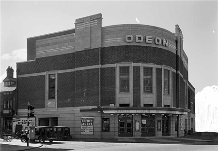 Odeon Cinema Stafford