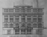Architects Drawings Metropole Dublin