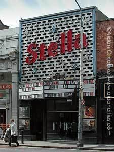 Stella Cinema 2002, Dublin