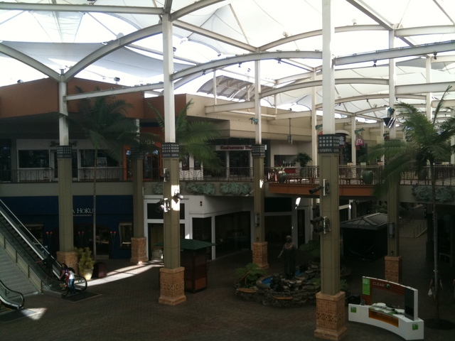 Kaahumanu Six Plex in the Mall