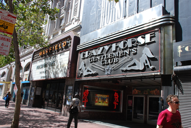 Crazy Horse Theatre