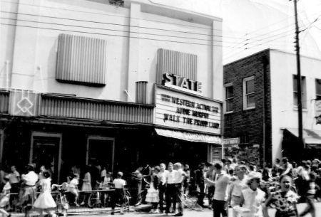 state theatre in burlington nc cinema treasures
