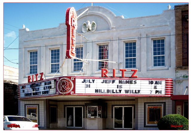 Ritz...Shawnee Oklahoma