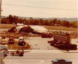 Demolition of the Van Nuys Drive-In Theatre