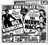 """""""Bill Robinson"""""""