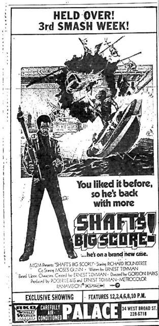 """Shaft'sBig Score!"""