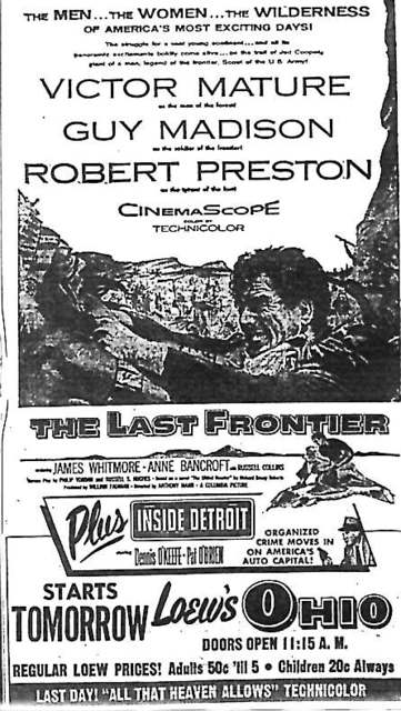"""The Last Frontier""/""Inside Detroit"""