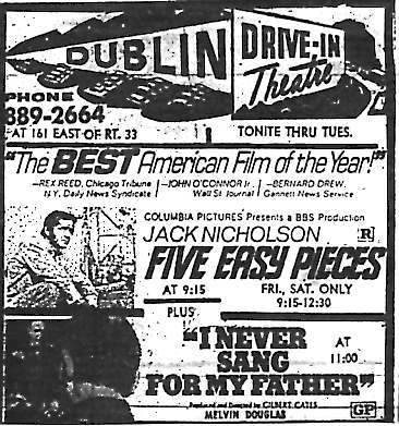 """Five Easy Pieces"""