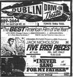"""""""Five Easy Pieces"""""""