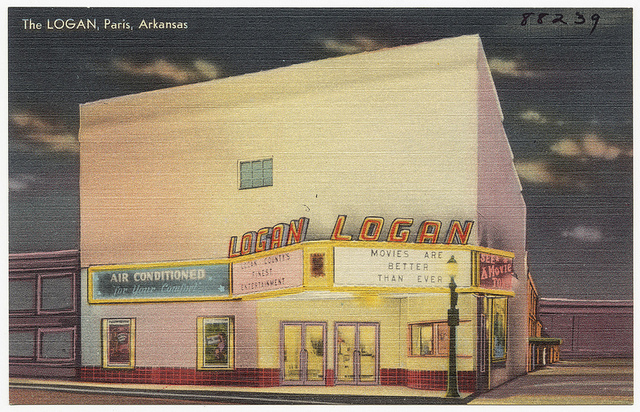 The Logan Theatre, Paris AR