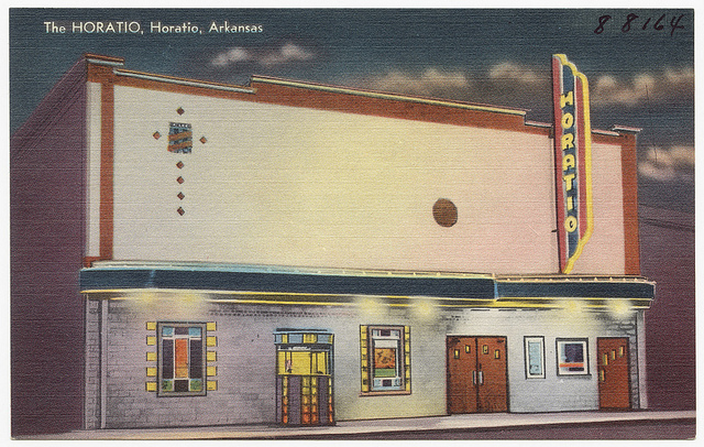 The Horatio Theatre, Horatio AR