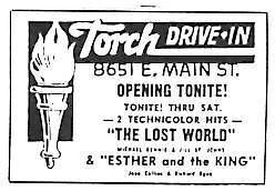 """""""Opening Tonite!"""""""