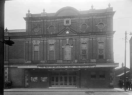Odeon Cinema Oldham