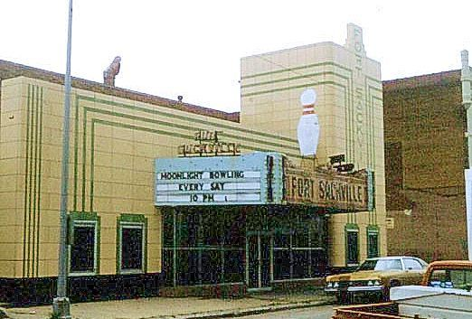 Fort Sackville Theater
