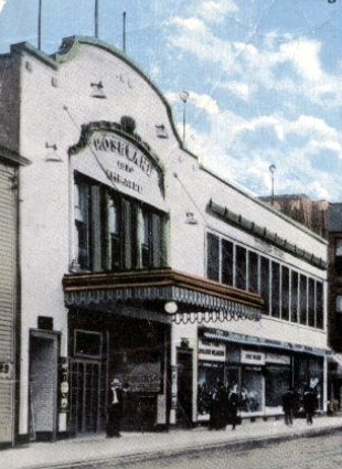 ROSELAND Theatre, Chicago, Illinois (postcard view)