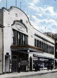 ROSELAND Theatre, Chicago, Illinois (postcard view)