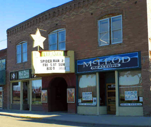 STAR Theatre, Whitehall, Montana.