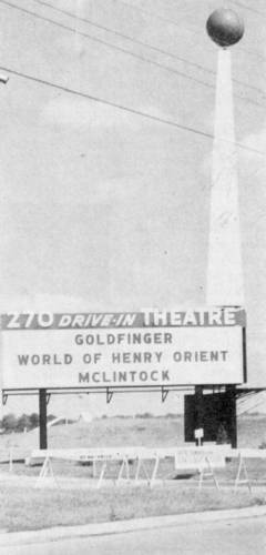 270 Drive-In, 1966