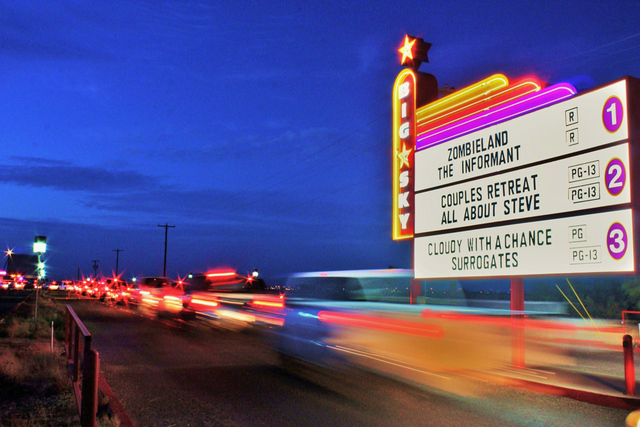 Big Sky Drive In-Midland, Tx.
